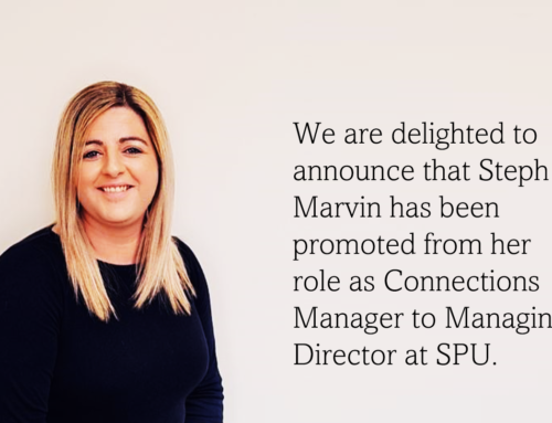 Steph Marvinhas been promoted to Managing Director at SPU